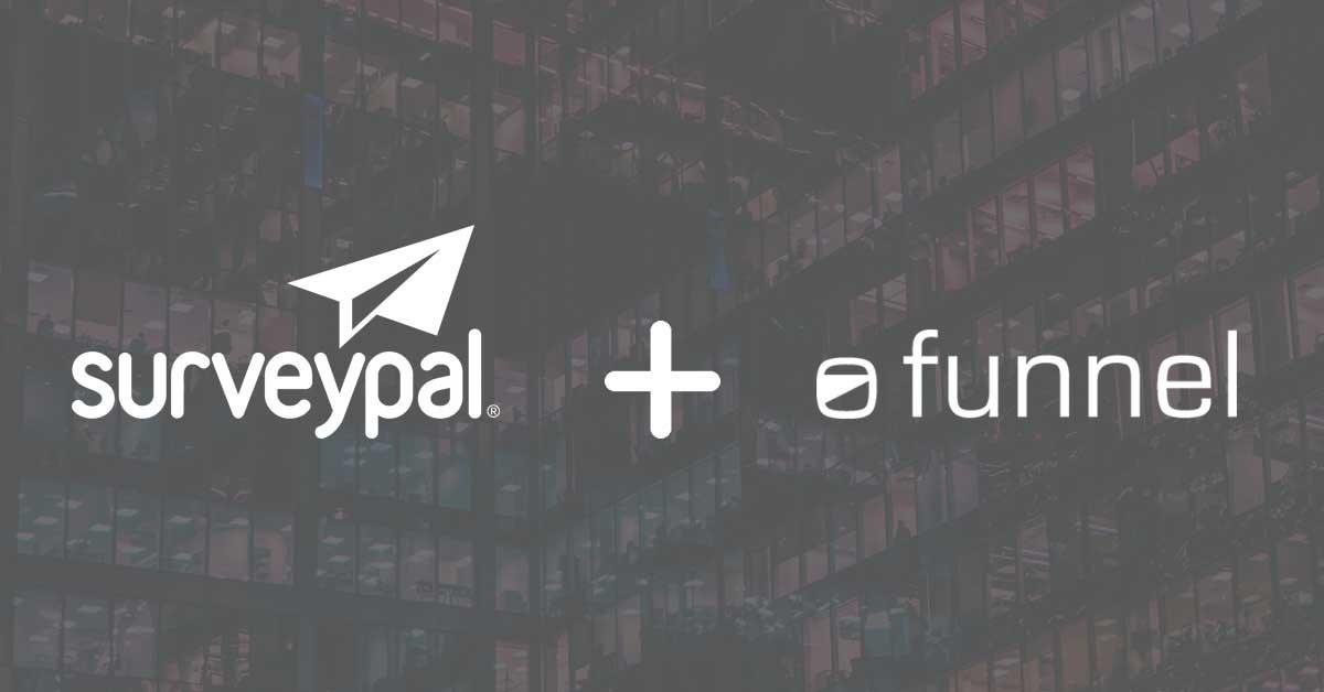 Surveypal & Funnel
